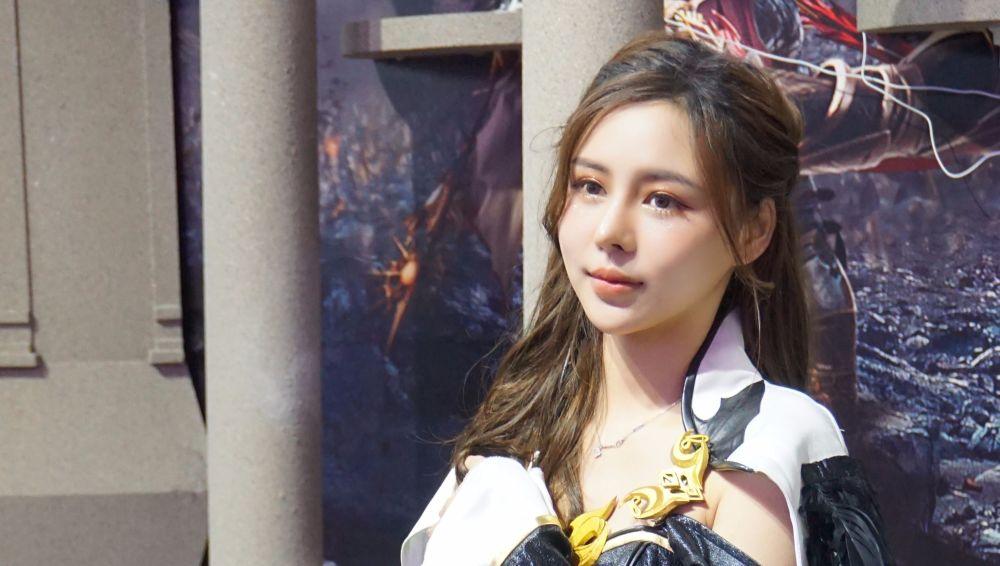 2020年ChinaJoy漂亮ShowGirl大赏